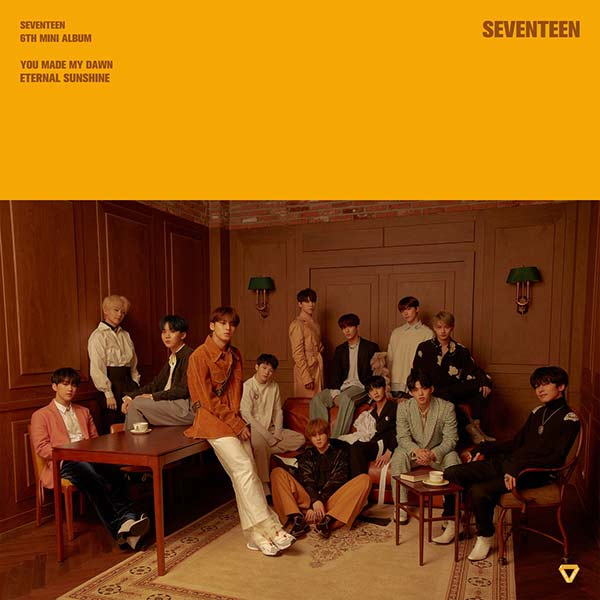 Seventeen new EP