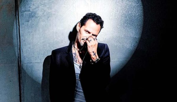 Marc Anthony's new album