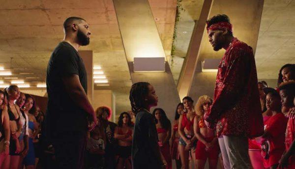 Chris Brown Drake